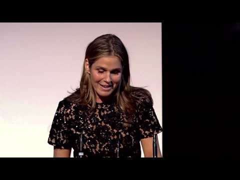 At the 2013 Golden Heart Awards, Aerin Lauder shares her story of delivering to a client