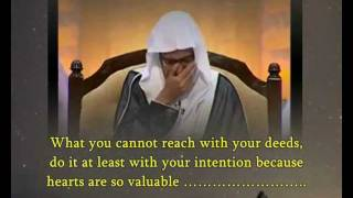 Al Maghamsi speak wisdom & cry :