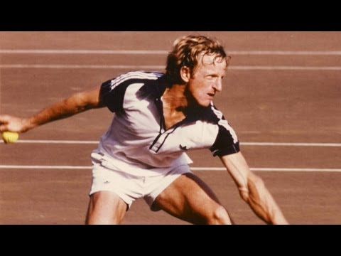 Cal Men's Tennis: Legends Day Jim McManus