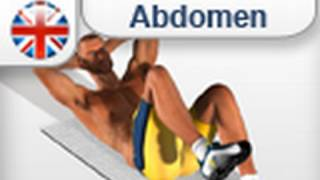 Side bends abdominal (upper abs abdomen) exercise