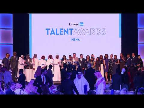 LinkedIn MENA Talent Awards 2017 Recap