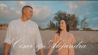 Cesar & Alejandra Wedding Film