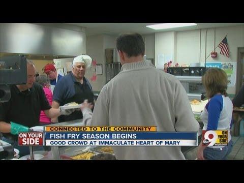 Friday Marked The Start Of Fish Fry Season