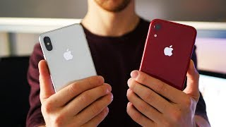 iPhone Xr (2018) vs iPhone X (2017): quale scegliere?