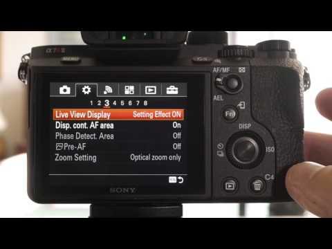 Sony Alpha Monitor