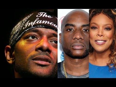 Prodigy of Mobb Deep REALITY  with Charlamagne The God and Wendy Williams #ripprodigy