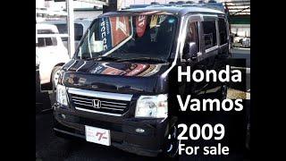 Honda vamos 2009 model import 2015 for sale in taxila car bazar | by Runway Videos