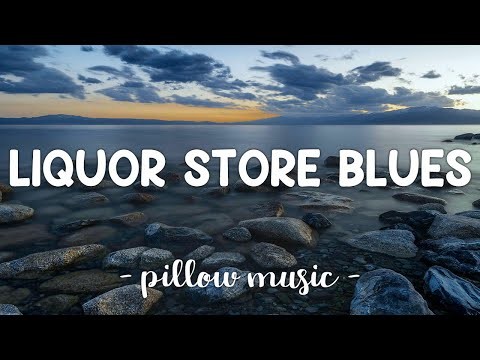Liquor Store Blues - Bruno Mars (Lyrics) 🎵