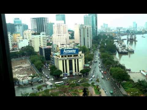 Renaissance Hotel Saigon, Ho Chi Minh City, Vietnam - Deluxe River View Suite 1412