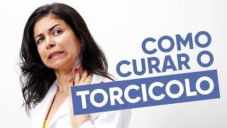 3 passos para acabar com o TORCICOLO