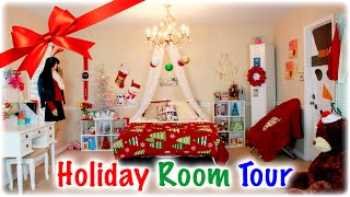 Holiday Room Tour!