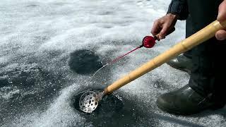 Рибалка в Свердловській області(Таватуй,закриття сезону)14.04.2019