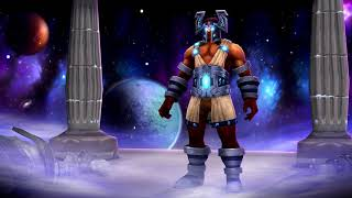 World of Warcraft - реплики Агграмара