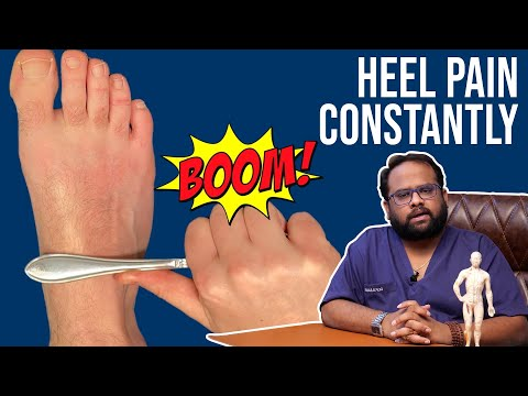 How to Control Heel Pain Constantly | Dr. P. S. Sagar - Acupuncturist