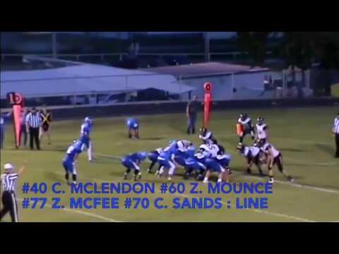 Depew Football Highlights, 2016 Oklahoma State semi-finalist