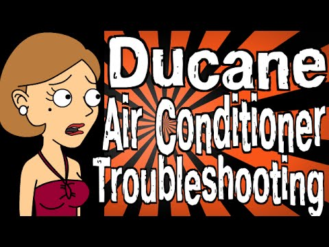 hqdefault ducane air conditioner troubleshooting youtube ducane air handler wiring diagram at fashall.co