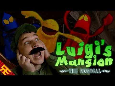 Luigi's Mansion: The Musical (feat. Adriana Figueroa) [by Random Encounters]
