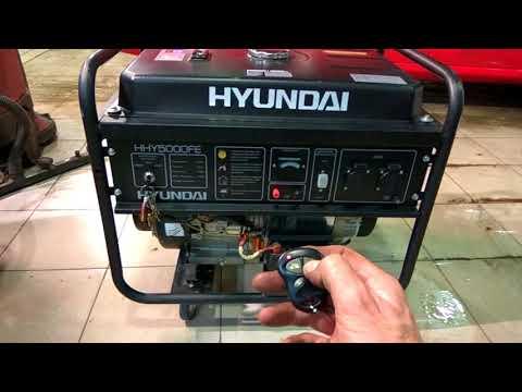Hyundai hhy 5000fe