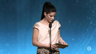 """A Separation"" Wins Foreign Language Film: 2012 Oscars"