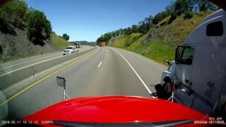 Maniac Truck Driver SHR Transport Trailer #5358 (USDOT 2198461)