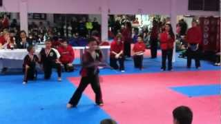 Australian Martial Arts- Tricking and Weapons