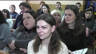 В ПОІППО відбулася презентація проекту «Нова укр. школа: відповідальне лідерство».