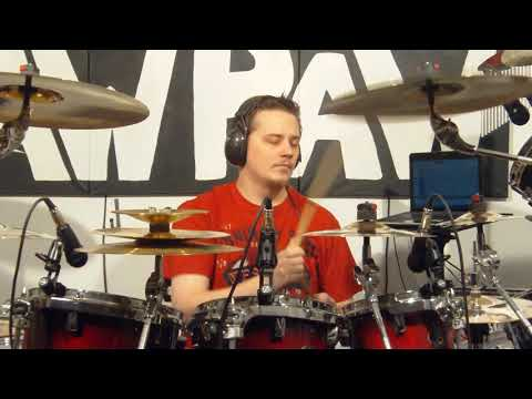 Dire Straits - Sultans of swing - Drum cover by Daniel Adolfsson