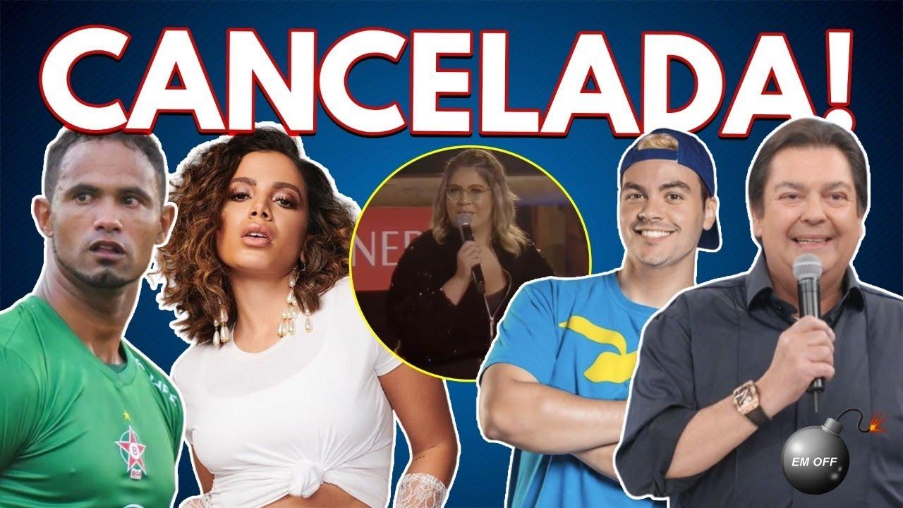 Marília Mendonça cancelada, filho de Goleiro Bruno fala do pai, família de Anitta e mais! | Em Off