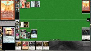 Makaeus the Unhallowed vs Zirilan of the Claw (Commander Format)