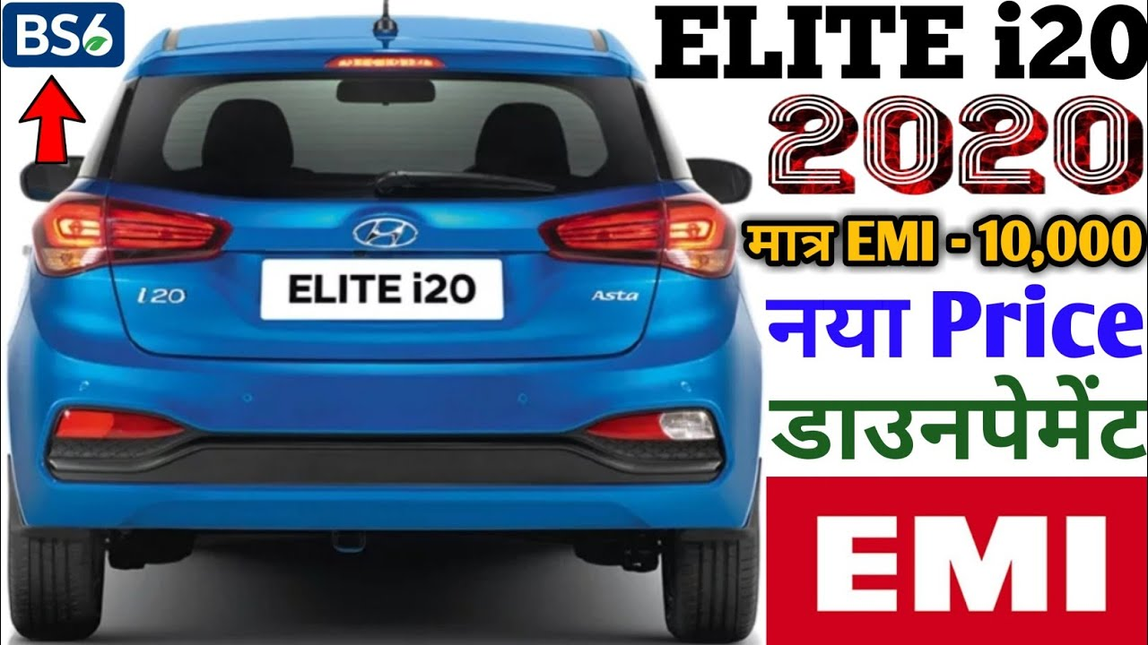 2020 Hyundai Elite i20 Sportz plus 1.2 petrol bs6 model Ex ...