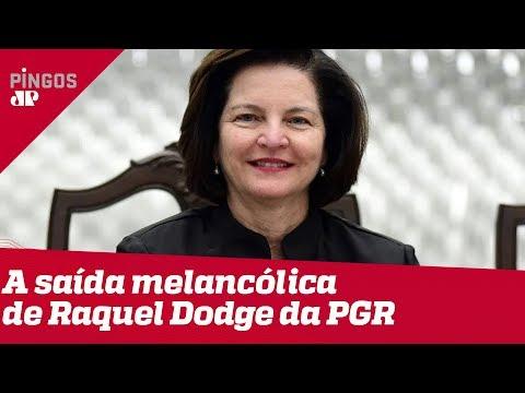 Gestão Dodge na PGR não deixará saudades