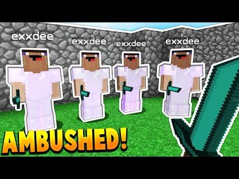 AMBUSHED! | Minecraft FACTIONS #620