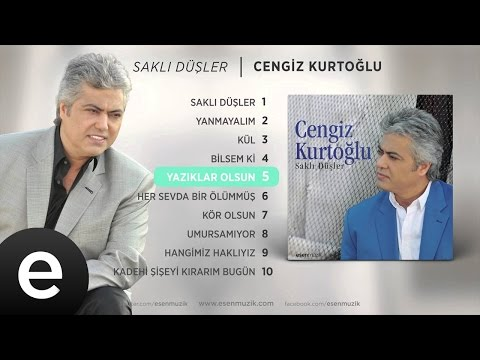 Yazıklar Olsun (Cengiz Kurtoğlu) Official Audio #yazıklarolsun #cengizkurtoğlu - Esen Müzik