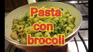 Receta: Orecchiette (pasta Corta) Con I Broccoli.