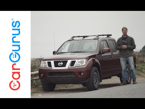2016 Nissan Frontier | CarGurus Test Drive Review - YouTube