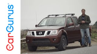 2016 Nissan Frontier | CarGurus Test Drive Review