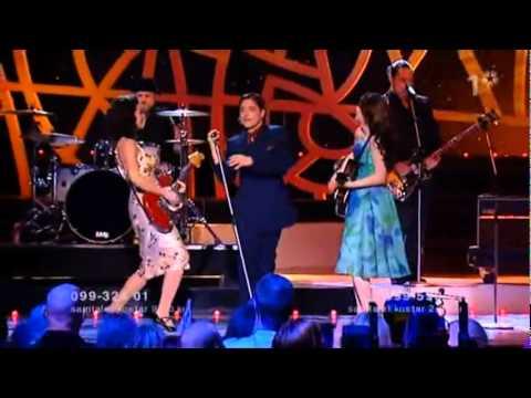 Andreas Johnson - Sing For Me (Melodifestivalen 2006) - YouTube