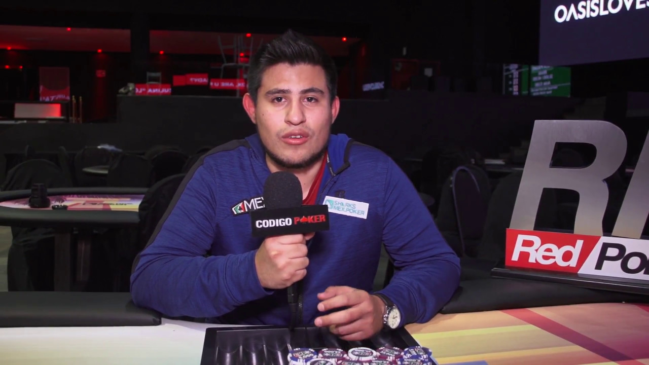 Red Poker Tour High Roller: Entrevista con Gerardo Hernández