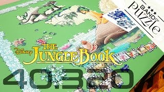 40.320 Pc. WORLD LARGEST PUZZLE  | Disney´s The Jungle Book | Band of Puzzle