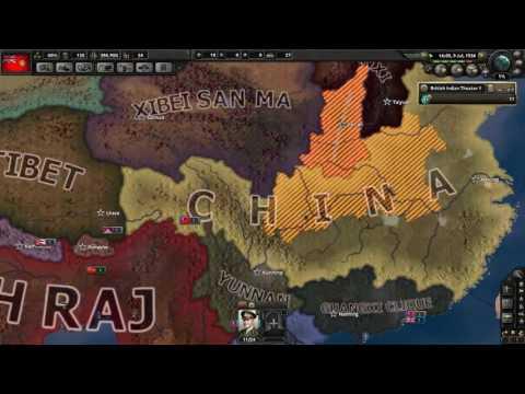 Hearts of Iron 4: The British Raj, Communist Freedom!