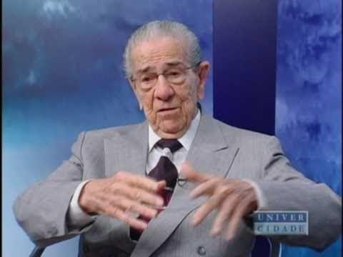 2ª Parte - Entrevista com Dr. Arnaldo Süssekind