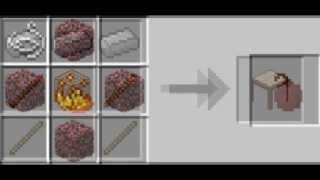 Крутые minecraft рецепты крафта #2