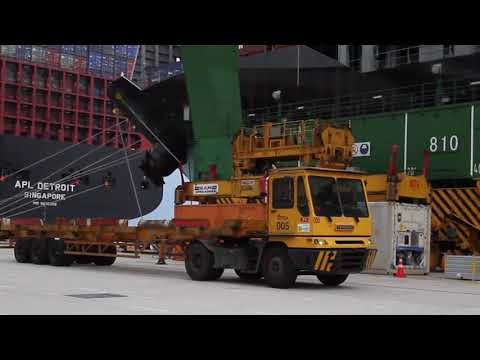 PSA Singapore - Through Our Eyes Part 4: Prime Mover In Action