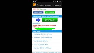 how to download any latest movie