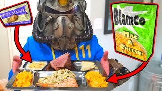 We made food from Fallout 76 in real life