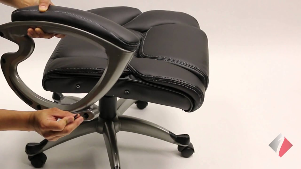 office chair assembly 048 gm 48102 youtube