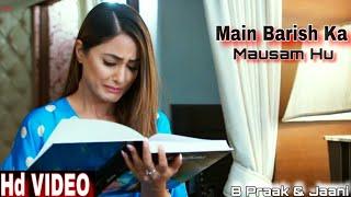 Main Barish Ka Mausam hu Mera Aitbaar Na Karna | Kuch Bhi Ho jaye Yaara Mujhe Tu Pyar || AI CREATION
