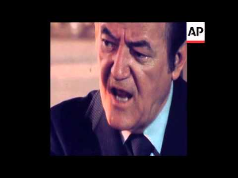 SYND 29 5 72 Interview with Senator Hubert Humphrey