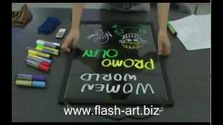 видео Рекламные вывески