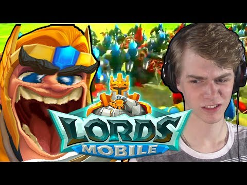 Terrible Lords Mobile Advertisements Are TERRIBLE!